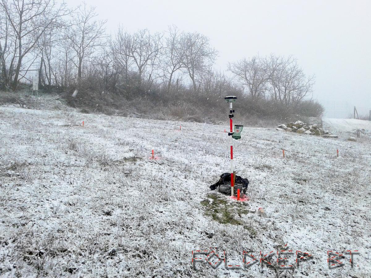 GS14 télen